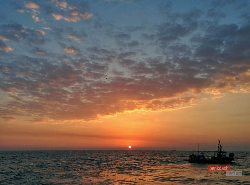 Sunset-Sea