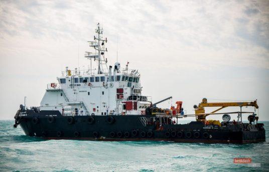 Cable Boat - Al Gosaibi 51