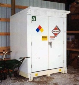 EPI Chemical Storage Containers