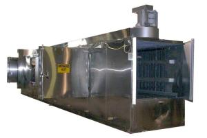 Sahara Industrial Conveyor Ovens by Benko Products