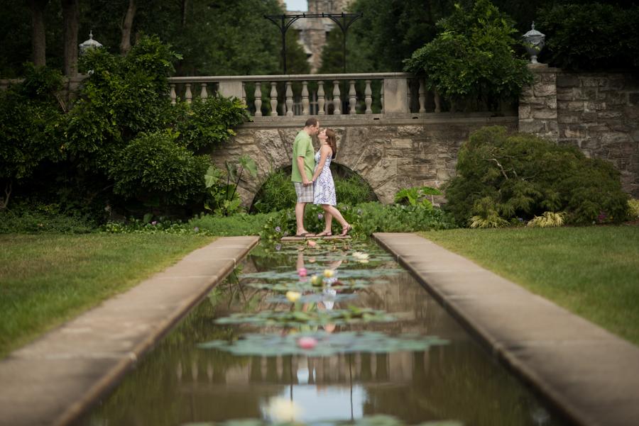 [Engagement] Catherine & Matt – NJ Botanical Gardens » Ben Lau | NYC & NJ Wedding Photographer