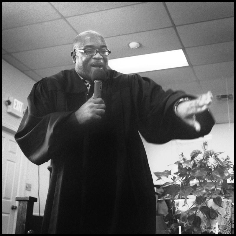 Pastor Biggs