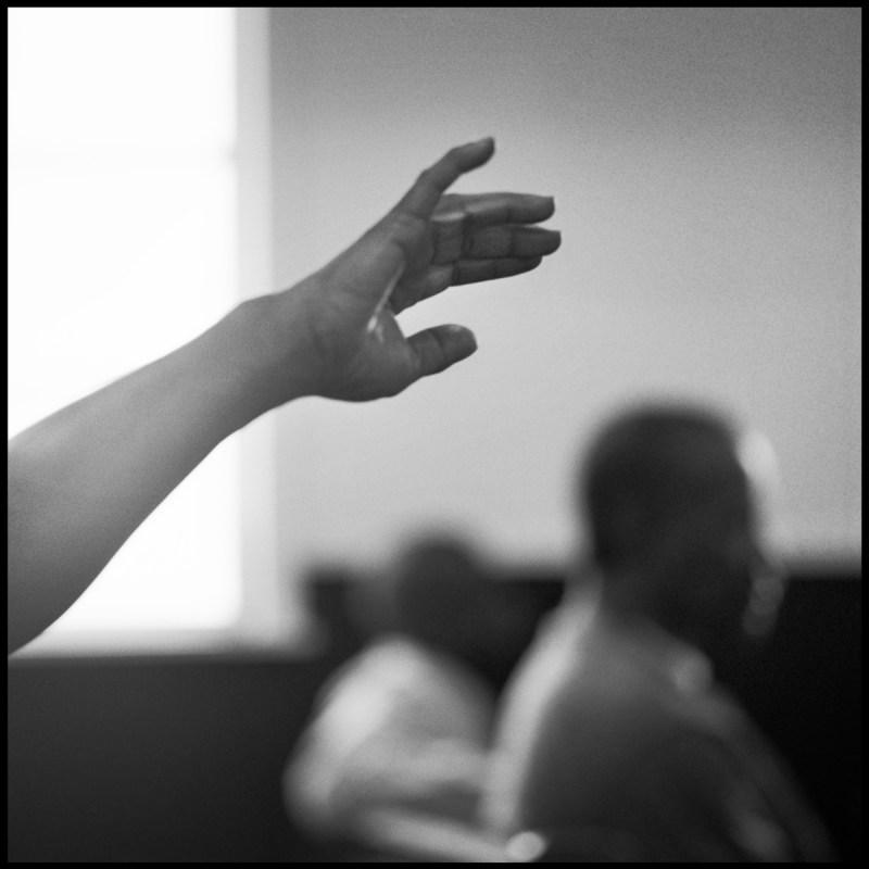 Hand in Praise