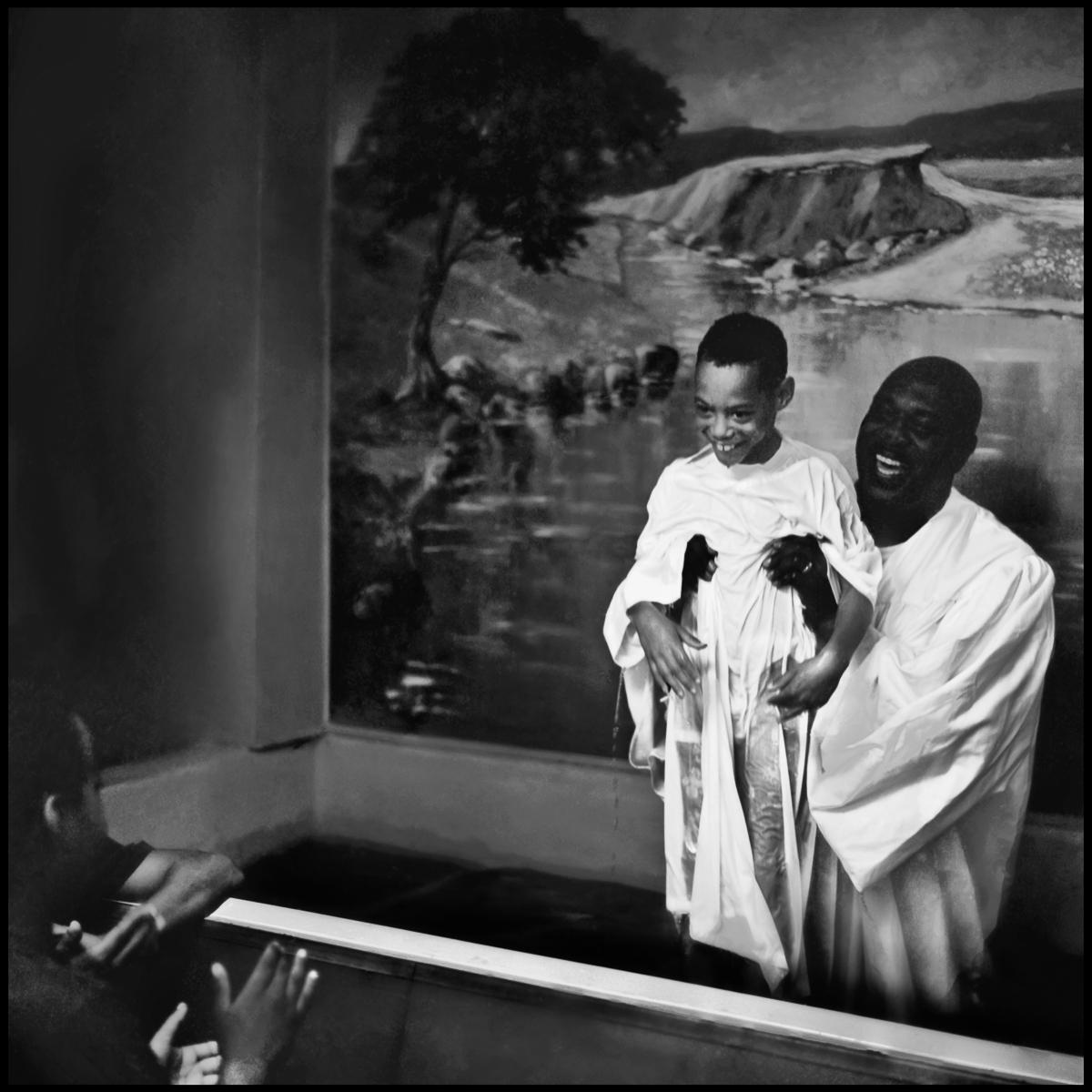 Sedric's Baptism