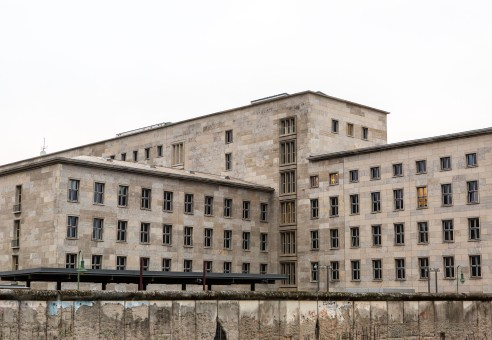The  former Air Ministry Building, Berlin