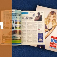 Interning at FHM: The First Week