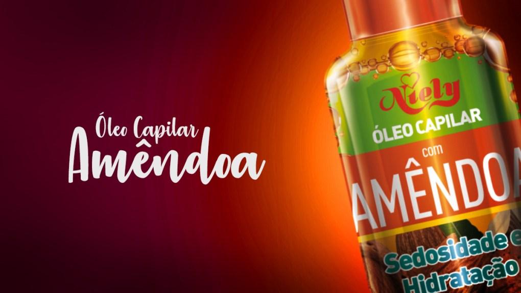 Oleo capilar Niely gold amêndoa - Livro gratuito digital download baixar Podcast sobre Marketing de produtos e marcas design ux ui gráfico semiótica
