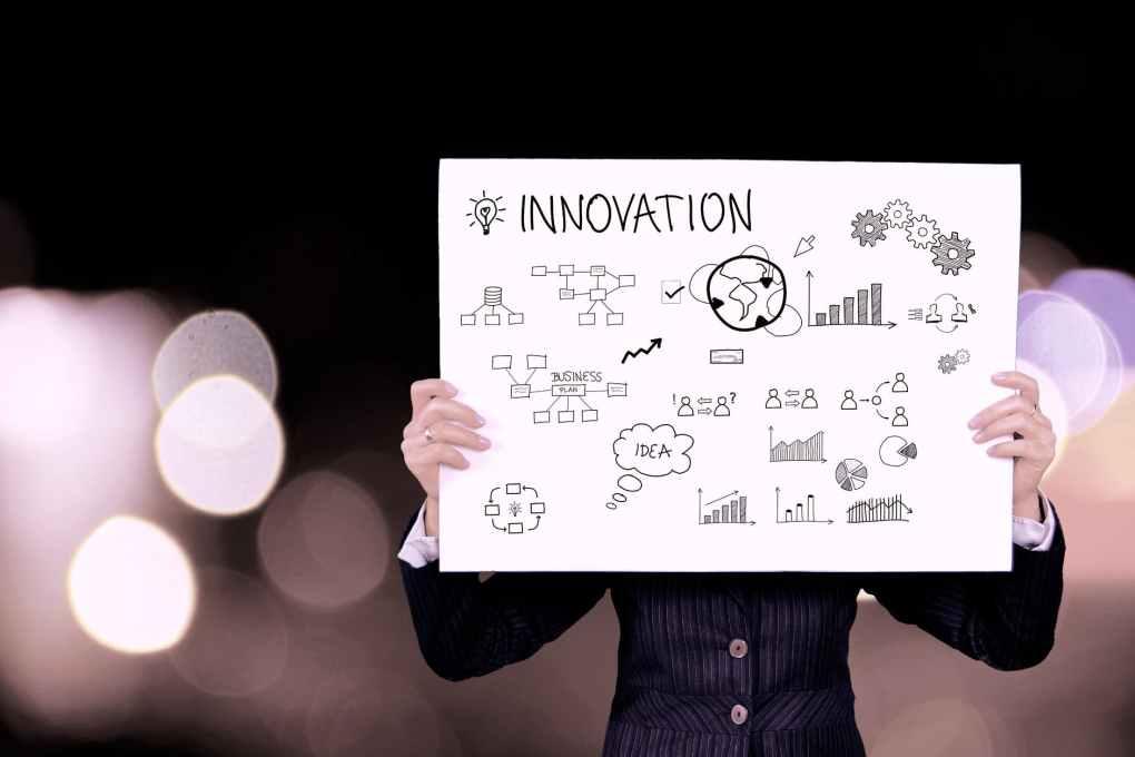 business money innovation icon