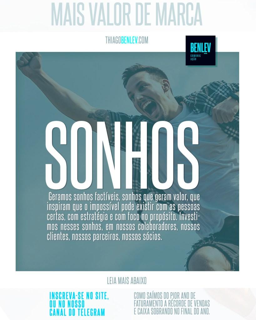 O que é e o que faz a Benlev Comunicação e Thiago Carneiro - Qual o propósito de marca e branding