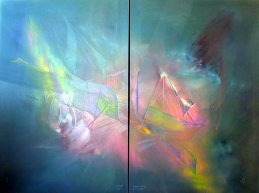 Ben Lindgren | Midnight Transformation | 1982