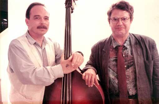 Ben and Charlie Haden | 1990