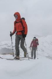loveland pass ski tour-2