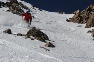 south east face uneva ski tour-10