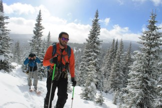 uneva peak ski tour-1-2