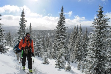 uneva peak ski tour-19