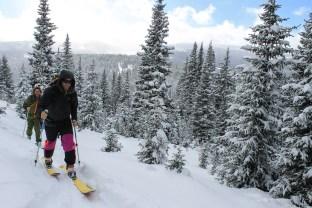 uneva peak ski tour-5