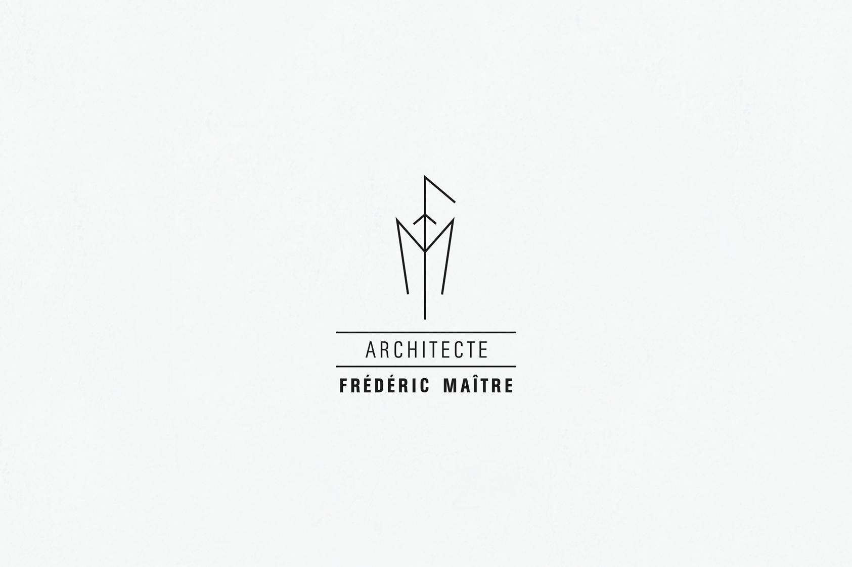 ARCHITECTE FRÉDÉRIC MAÎTRE