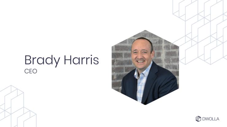 Dwolla CEO Brady Harris