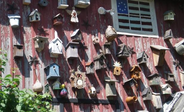 Birdhouses, Mechanicsburg, PA