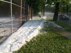 June 15, 2009 Northern NJ Hail Storm