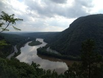 Delaware River from the Apalachian Trail
