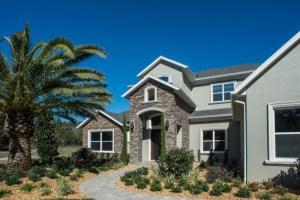 Custom Home by Bennett Construction