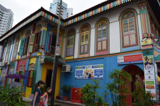 Colourfulness in Little India