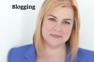 Elaine Bennett posts a new blog every day