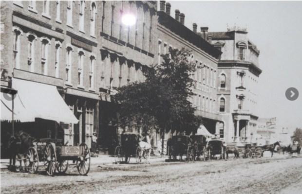 The surprising origins of the Eldridge Hotel in Lawrence, Kansas