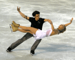 Grit on ice: competitive figure skaters