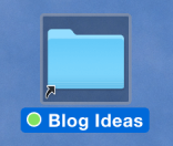 blog ideas —for when you need to write everything