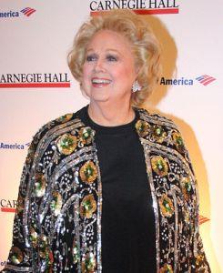 Barbara Cook,