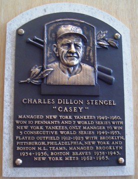 Casey Stengel knew humor — and baseball