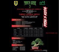 Bonsai: Pameran Nasional Bonsai PPBI Cabang Klaten