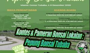 Kontes & Pameran Bonsai Lokalan : Pepung Bonsai Tubaba