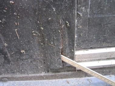 Repair-Care Wintergarten beschädigter Bereich (2)
