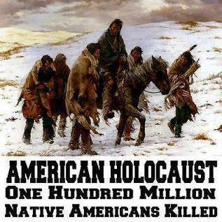 american holocaust native americans