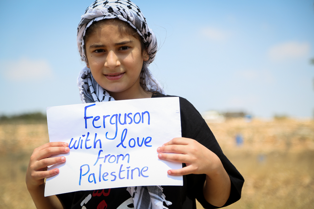 PFLP: The Struggles in Palestine and Ferguson Are One