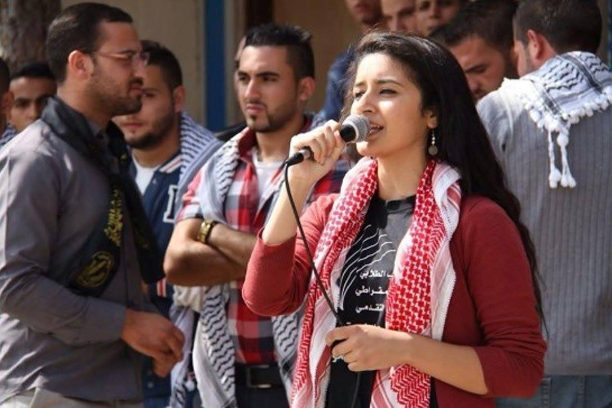 Israel Sentences Palestinian Teen Lina Khattab to 6 Months in Prison for Protesting