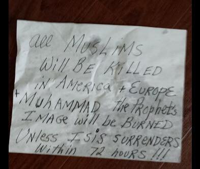 revere MA hate flyer 2