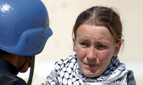 12 Years After Killing Rachel Corrie, Israel Continues to Desecrate Her Memory