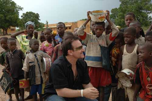 Bono: Soft Imperialist Liberal Shill