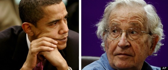 "Chomsky on ""The Obama Doctrine"""