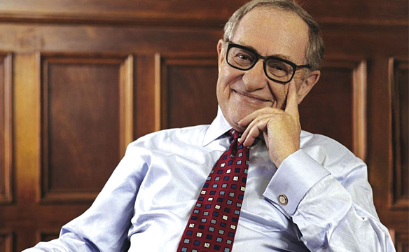 Dershowitz Lets Anti-Black Racism Slip in Interview