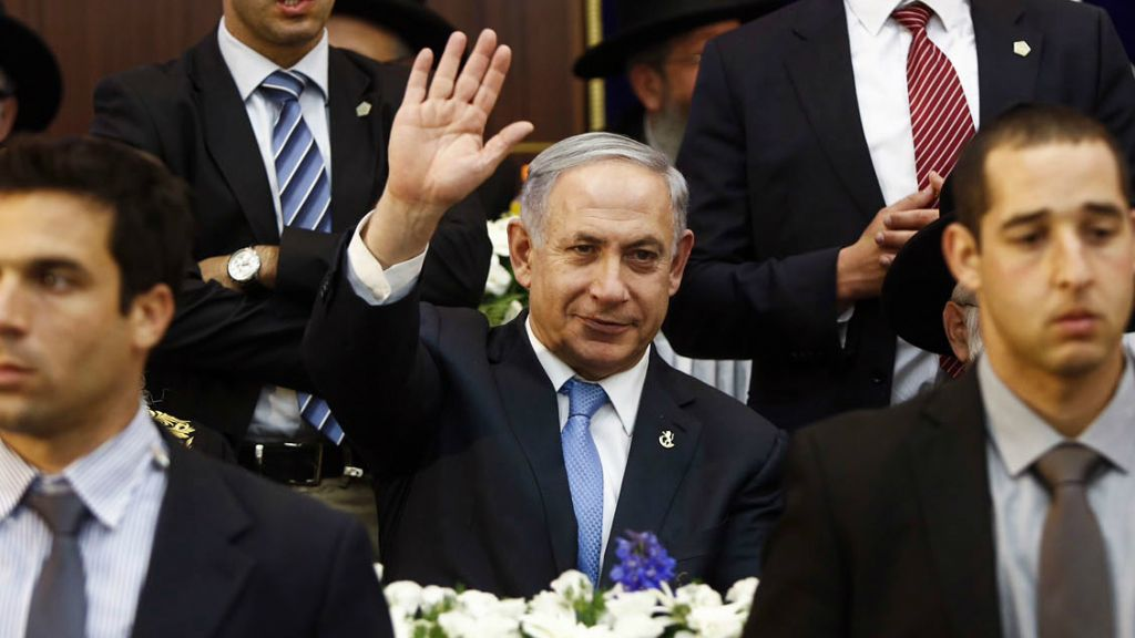 "Netanyahu: Jerusalem Was Always the Capital ""of the Jewish People Alone"""