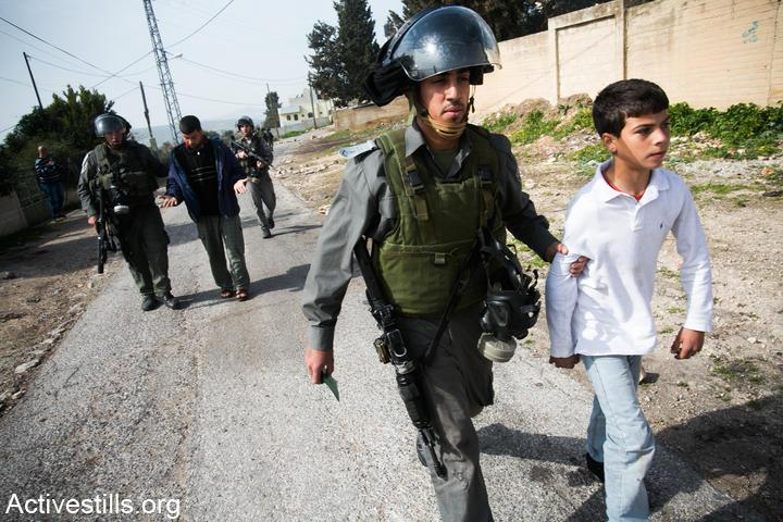 40% of Palestinian Children Detained by Israel Sexually Abused; Virtually All Tortured