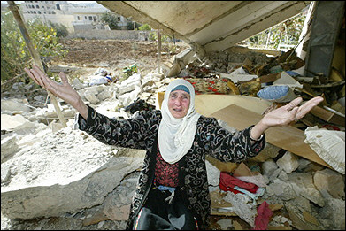Israel's Strategy: Destroy 100,000 Gazan Homes, Then Shoot at Protesters
