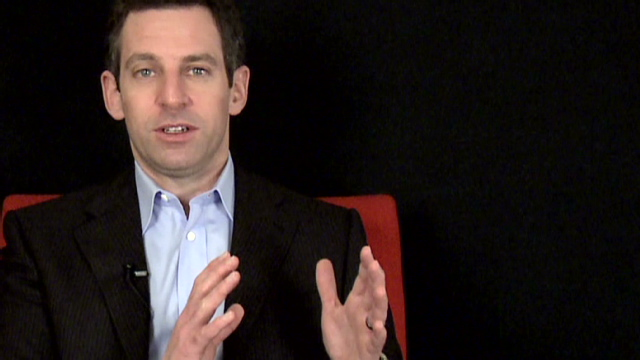 """New Atheist"" Trolls and Sam Harris, the Islamophobic Racist"