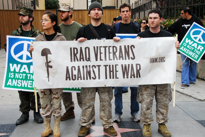 Support the Troops? Then Oppose the Wars