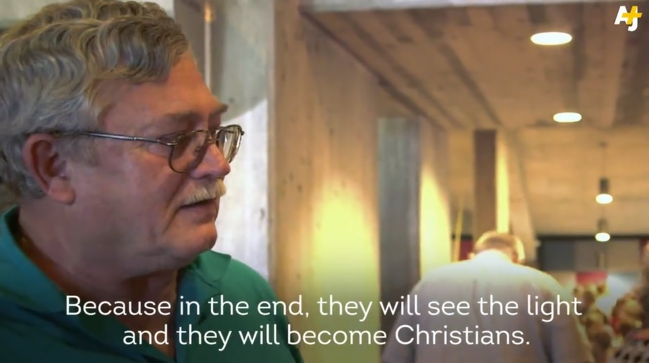 Christian Zionists Expose Their Anti-Semitism on Video